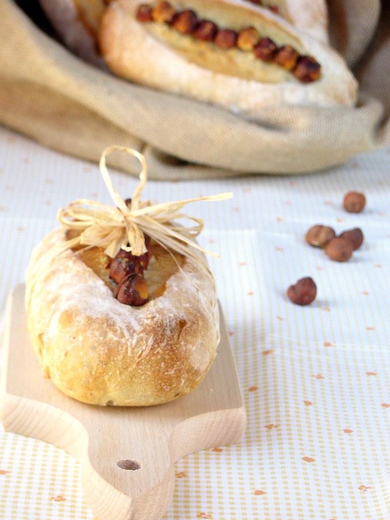 Pane alle nocciole (per il WBD)