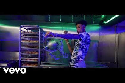 Blueface ft. NLE Choppa - Holy Moly (Official Video) MP3 Download