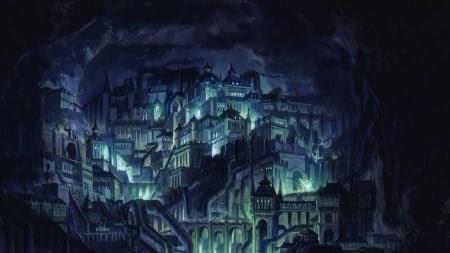 Anime Dark City Other Anime Background Wallpapers On Desktop Nexus Image 1982832