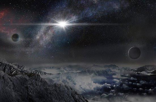 Explosão descomunal brilha 20 vezes mais que Via Láctea