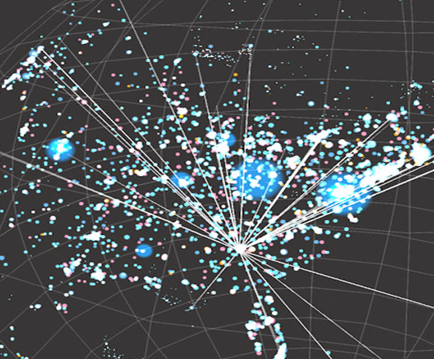 Map Of The Internet App Gives 3d Visualization Adm