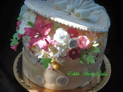 Edible Art by Gisha Pucheta   ( Not Geisha ): Boxes and