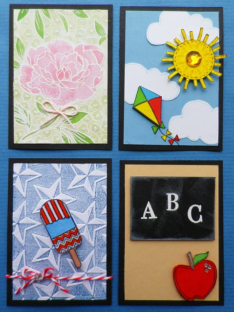 May, June, July & August ATCs