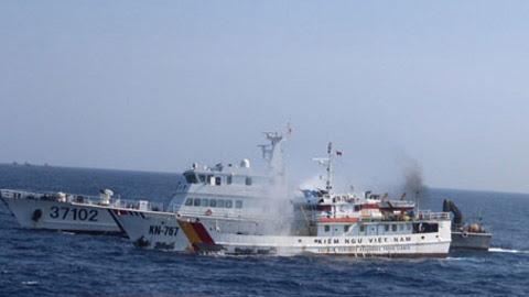 TQ, giàn khoan, Hải Dương 981, chủ quyền, kiểm ngư, tàu chiến