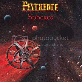 Pestilence - Spheres (Roadrunner Records, 1993)