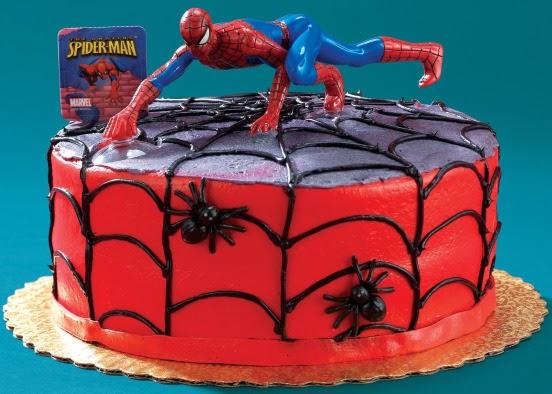 Best Spiderman Cake Spiderman Cake Ideas - Best ...