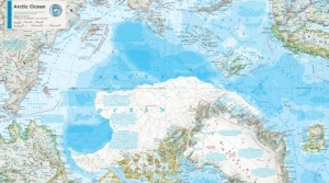 http://progressivegeographies.com/2014/06/17/mapping-the-shrinking-of-the-arctic-ice-sheet-in-national-geographic/