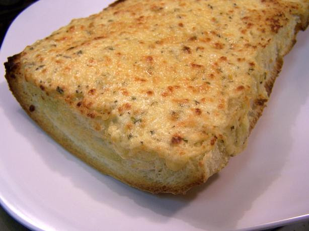 Max's Killer Garlic Bread. Photo by Proud Veteran's wife