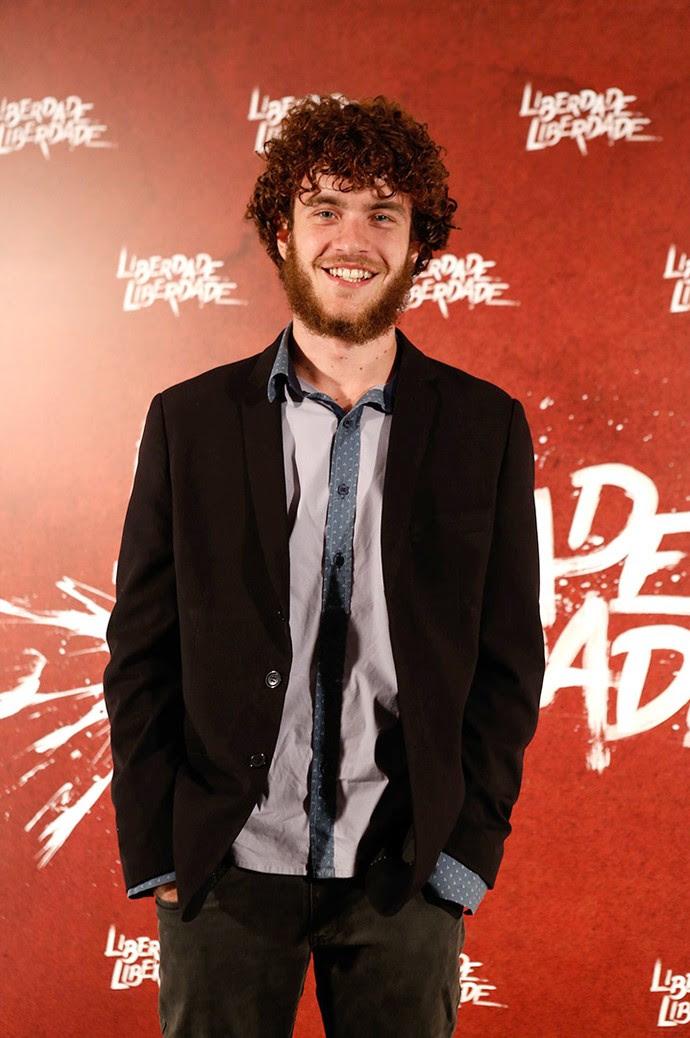 Vitor Thiré será Ventura em 'Liberdade, Liberdade', irmão de Rubião, papel de Mateus Solano (Foto: Fabiano Battaglin/Gshow)