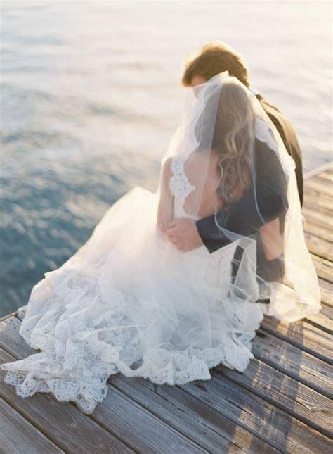 17 Best ideas about Beach Wedding Veils on Pinterest