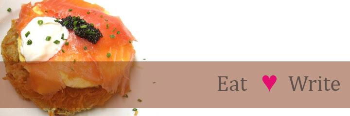 Eat Love Write