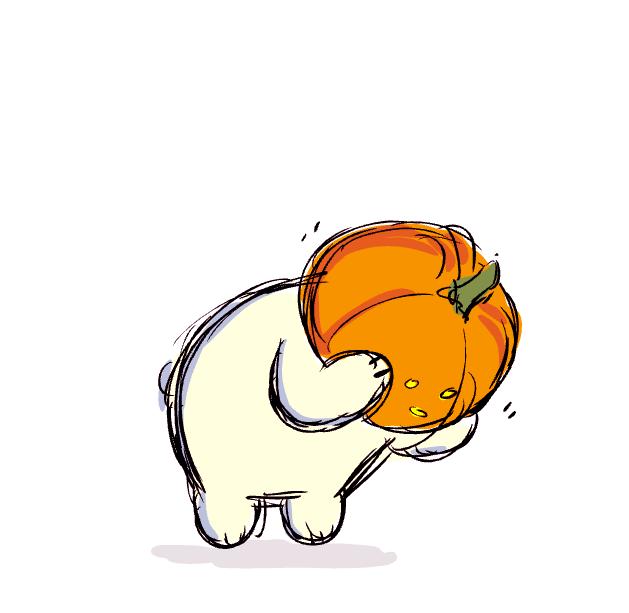 Happy Halloween everyone!!! ….someone help him