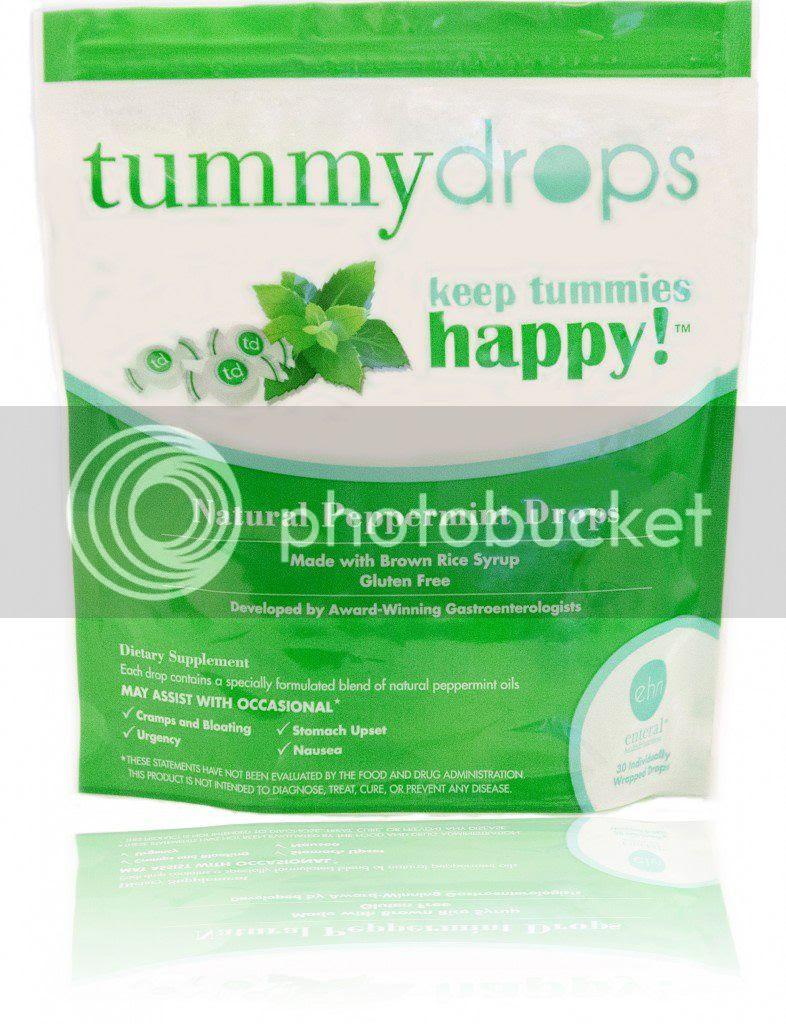 Peppermint Tummy Drops