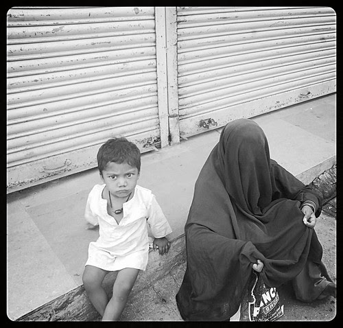 Mama When Will Our Lives Change by firoze shakir photographerno1