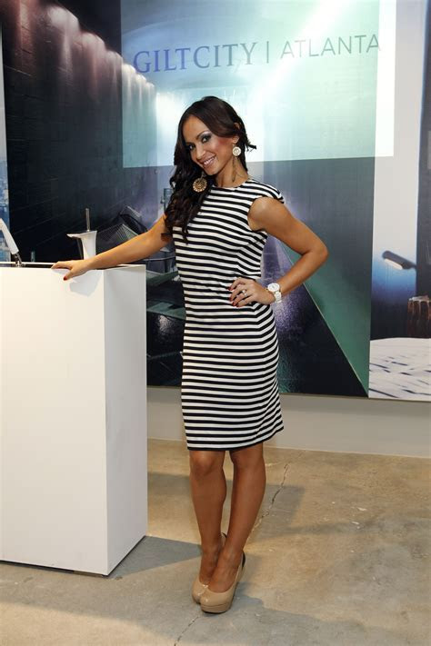 DWTS? Karina Smirnoff Talks Wedding Dresses at GILT CITY