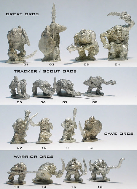 Asgard/Viking Forge Orcs
