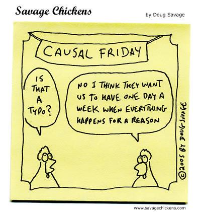 I just love Fridays!