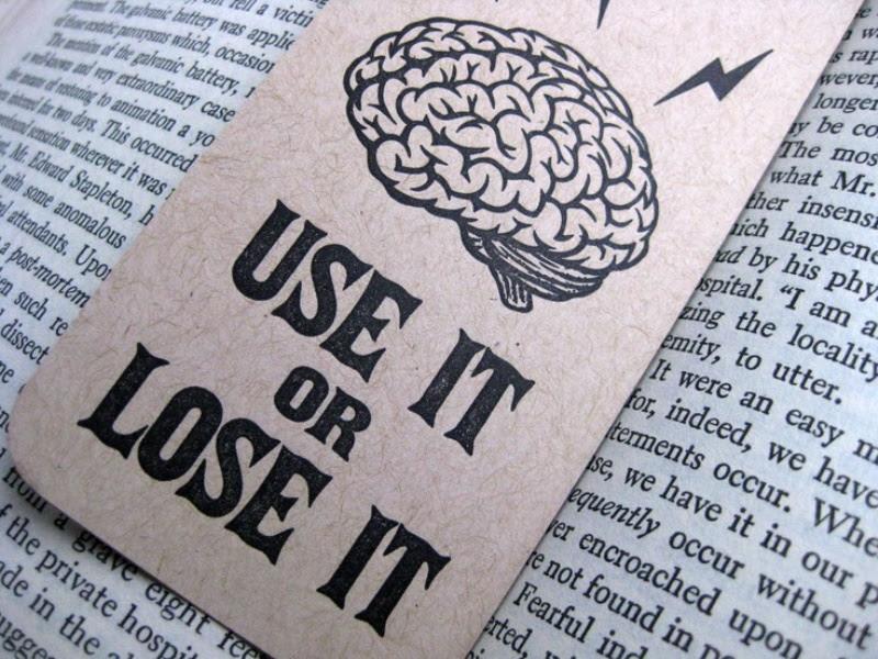 تمارين تقوي الذاكرة - استخدمه أو افقده