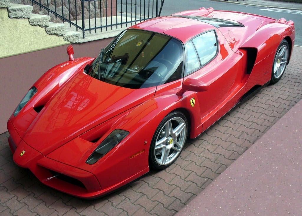 How Much is a Ferrari 3