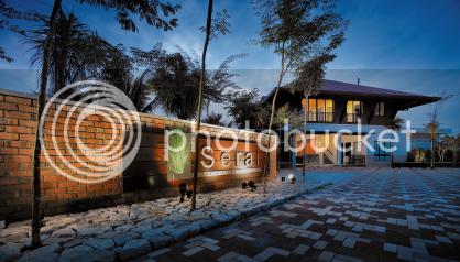 Pinggiran Bayou,gated community