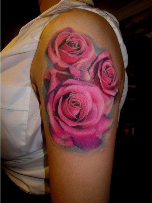 Tatuajes Con Diseños De Rosas Tatuajes Con Significado