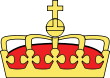 Heraldic crown of Norway.svg