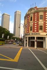 Vanguard and Raffles City
