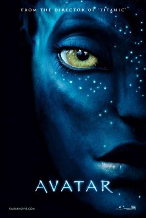 New Avatar Poster Featuring Zoe Saldanas Navi
