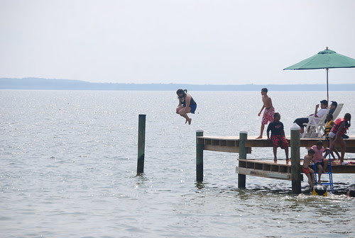 A Potomac Dip