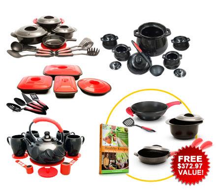 Ceramic Bakeware Set: Non-Toxic & Healthy Bakeware - Mercola.