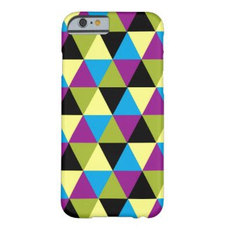 Harlequin Design on iPhone 6/6S Case Barely There iPhone 6 Case