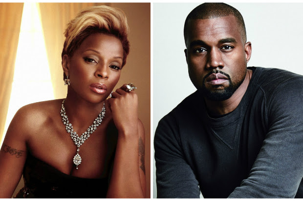 Image result for Mary J. Blige's new song with Kanye West