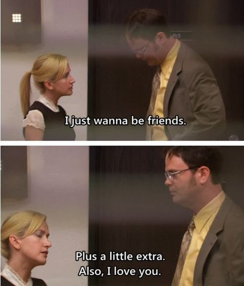19 Times Angela And Dwight From The Office Were Actual