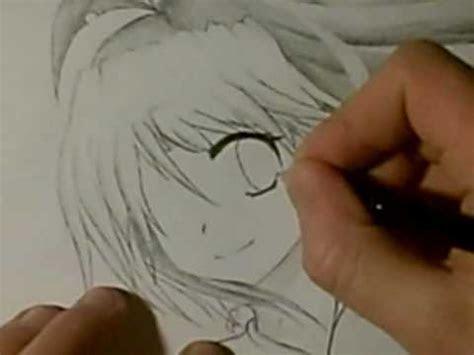 draw anime eyes female german  youtube