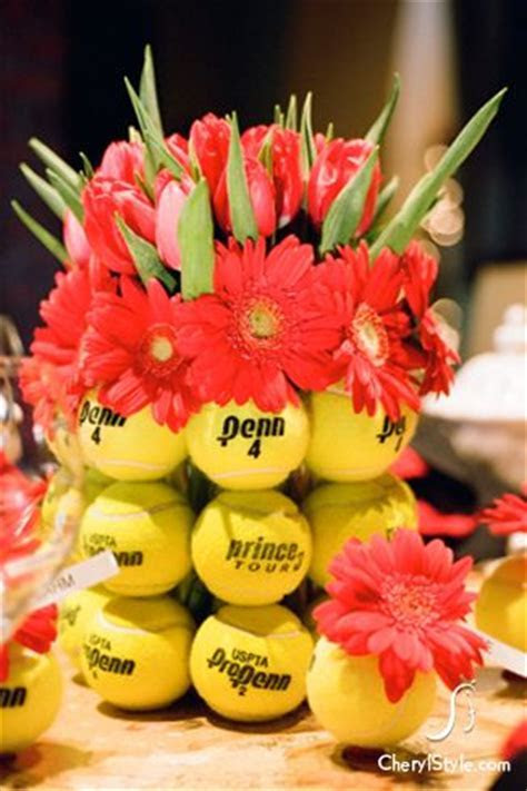60 best images about Tennis Party on Pinterest   Tennis