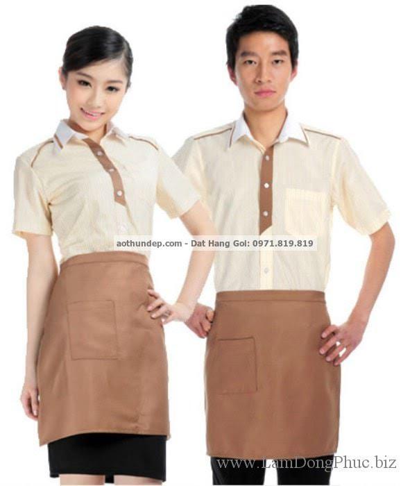 áo phông đồng phục nhà hàng