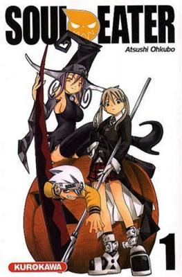 Couverture Soul eater, tome 01
