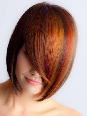 Idea Cor vermelho cabelo