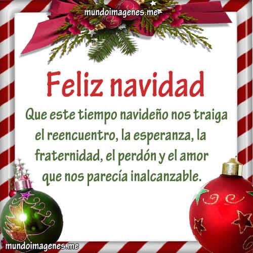 Lindas Imagenes De Navidad Postales Con Frases Bonitas Mundo