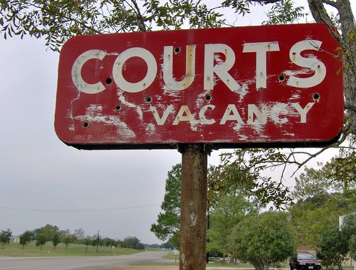 courts vacancy