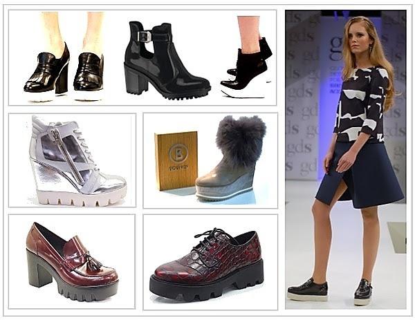 Schuhtrends Herbst Winter 201516 Die Welt Der Schuhe