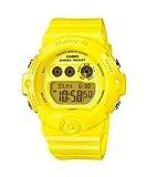 [カシオ] CASIO 腕時計 Baby-G ベビージー Energetic Colors BG-6902-9JF イエロー