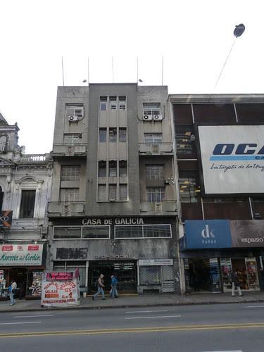 Casa de Galicia, Montevideo