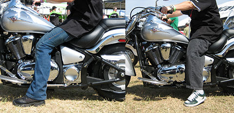 Md First Ride 2006 Kawasaki Vulcan 900 Classic And Classic