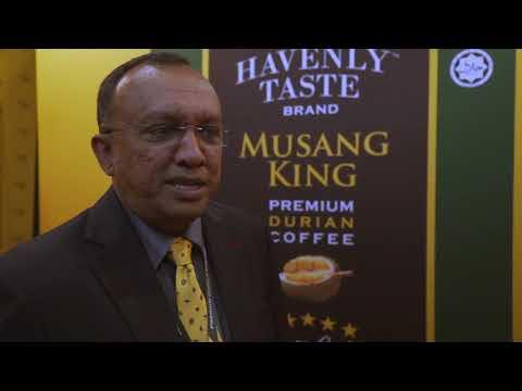 MPreneursTV | KOPI DURIAN MUSANG KING