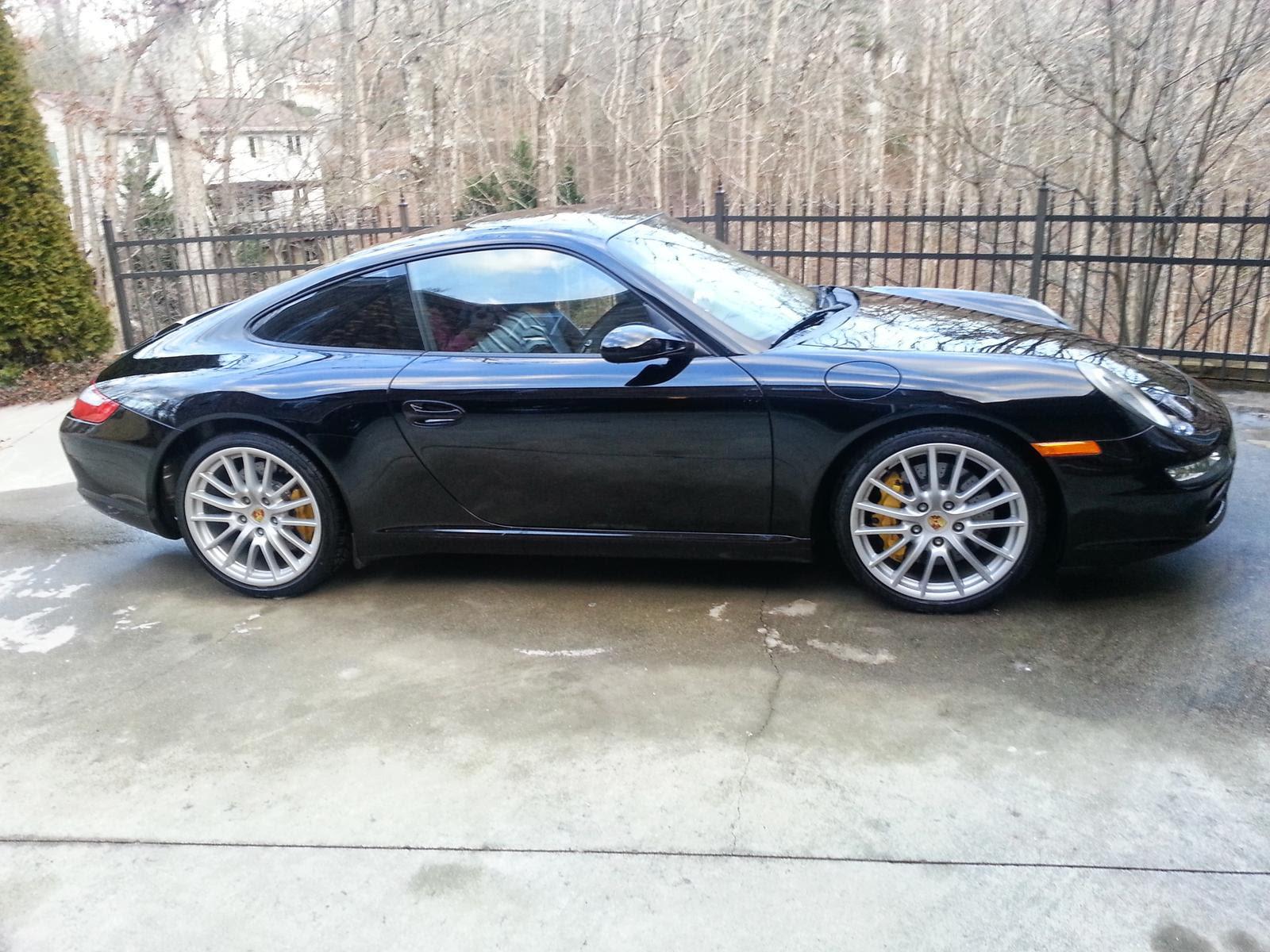 19 Porsche Sport Design Wheels With Tires Nice Rennlist Porsche Discussion Forums