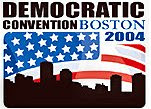Democratic Convention Boston 2004