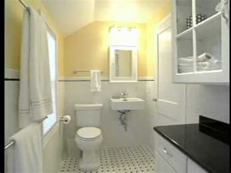 design remodel  small bathroom  year