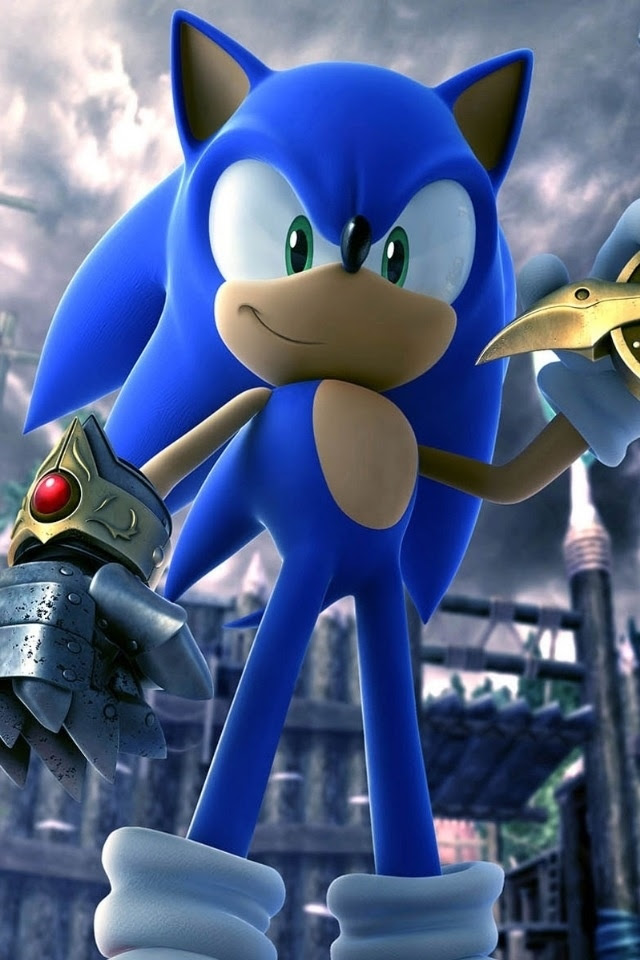 Images Of Sonic Cool Wallpaper Calto