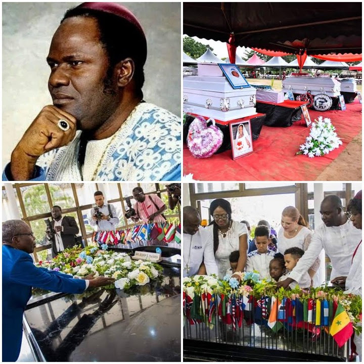 22 Years After The Death Of God's General Benson Idahosa, See Photos Of Burial And Grave - Photos
